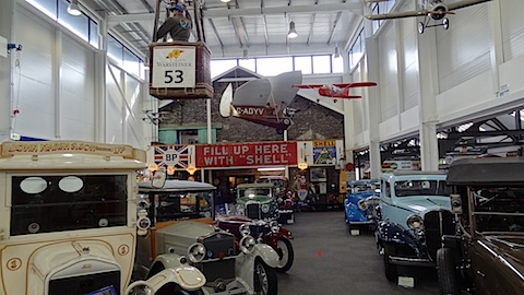 Lakeland Motor Museum
